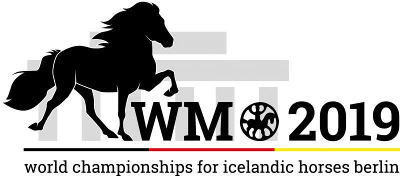 Championnats du monde de chevaux islandais à Berlin